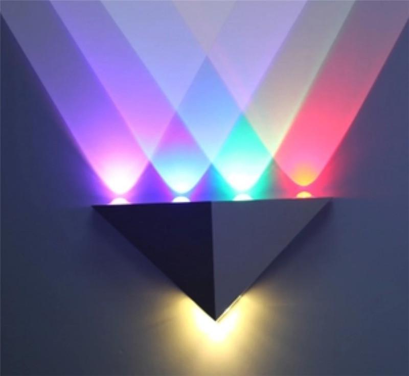 cách lắp bóng đèn led đổi màu
