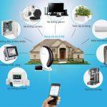 Thiết bị nhà thông minh cho ngôi nhà nhỏ