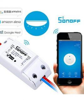 Công tắc điều khiển từ xa kết nối wifi công suất lớn